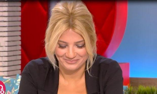 «Κάγκελο» on air η Φαίη Σκορδά με ερώτηση του Γεωργαντά!