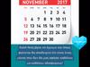 Ζώδια Σήμερα 01/11: Ο Νοέμβριος δε θα μας αφήσει καθόλου αδιάφορους