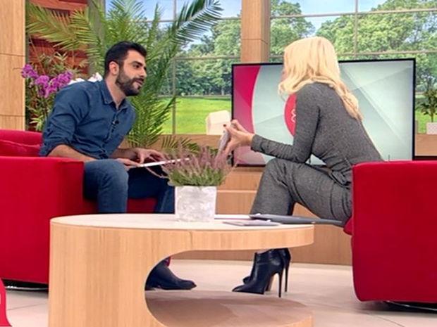 Ελένη: Έπαθε πλάκα με τον Κόνσολο, που αποκάλυψε τη σχέση του με ηθοποιό και τον λόγο που χώρισε