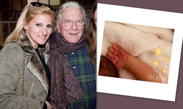 Παππούς για δεύτερη φορά ο Κώστας Βουτσάς – Γέννησε η κόρη του, Θεοδώρα