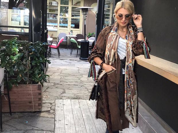 Η Κωνσταντίνα Σπυροπούλου μπήκε στο Survivor και το Twitter «έδωσε ρέστα»