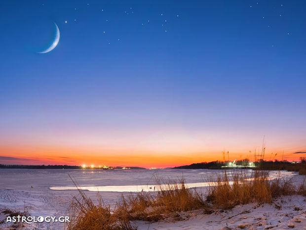 Νέα Σελήνη – Έκλειψη στον Υδροχόο: Πώς επηρεάζει τα 12 ζώδια;