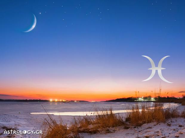 Ιχθύες: Πρόβλεψη Νέας Σελήνης – Έκλειψης Φεβρουαρίου στον Υδροχόο