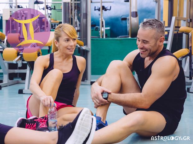 Πώς αναγνωρίζεις έναν Δίδυμο στο γυμναστήριο;