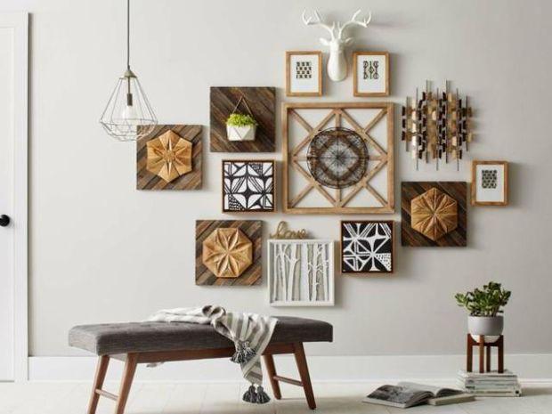 5 Εκπληκτικές ιδέες για να διακοσμήσεις τον τοίχο σου