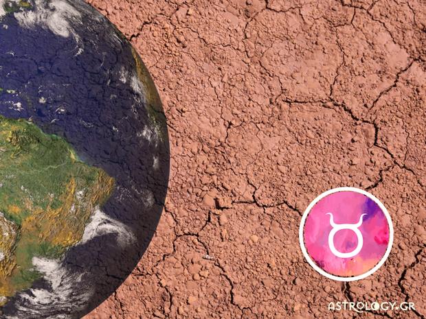Ο Ταύρος: Το σταθερό ζώδιο της Γης
