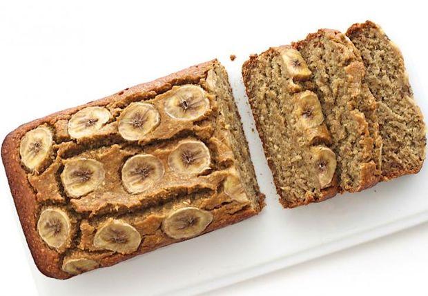 Cake μπανάνας χωρίς αλεύρι - Με 5 υλικά σε 5 λεπτά
