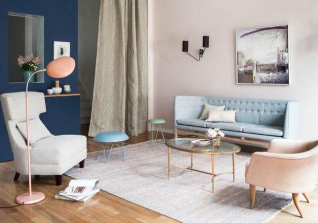 Ποια χρώματα εκπέμπουν ηρεμία σε ένα χώρο;