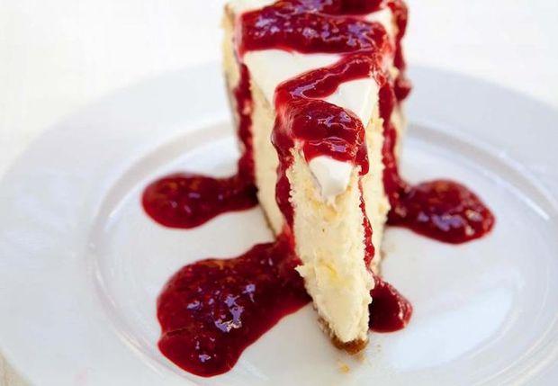 Γεύση cheesecake χωρίς θερμίδες γίνεται;