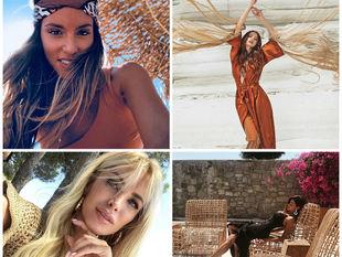 Hot n' sexy: Όταν οι Ελληνίδες celebrities φόρεσαν τα μαγιό τους κι «έριξαν» το Instagram