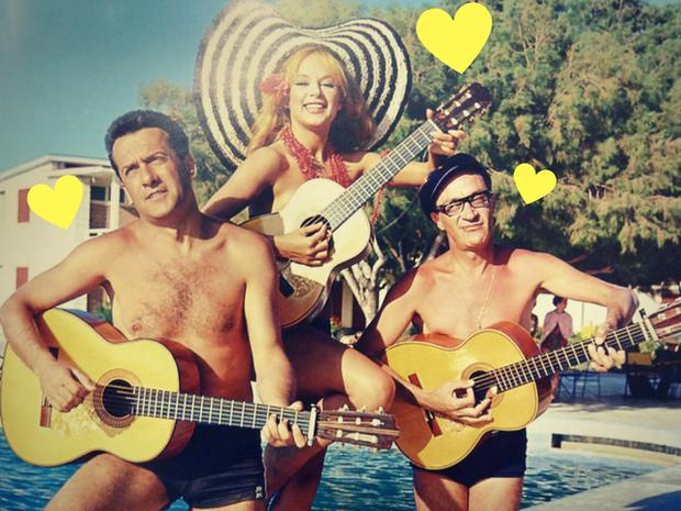Οι καλοκαιρινοί έρωτες των ζωδίων: Πες το με ένα τραγούδι!