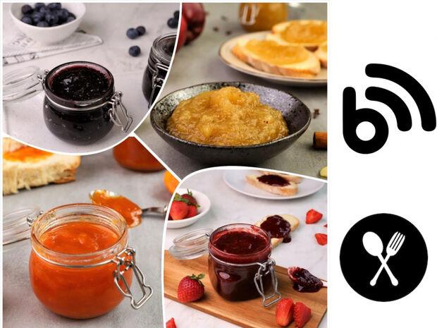 All about marmalade: Βασικές αρχές για σπιτικές μαρμελάδεςς