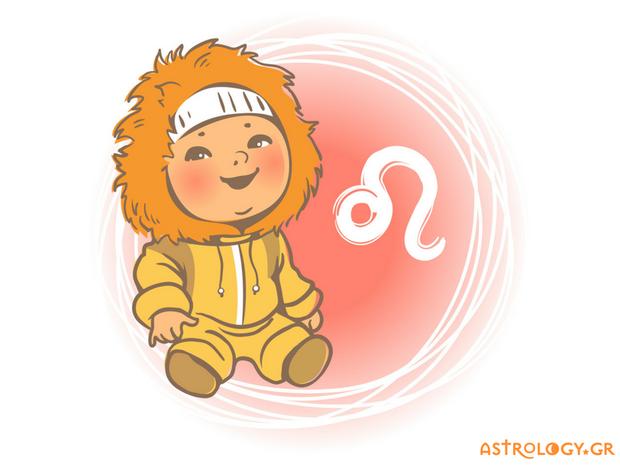 Το μικρό Λιονταράκι είναι γεμάτο ενεργητικότητα και αγάπη για τη ζωή!