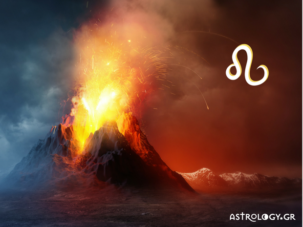 Λέων: Το σταθερό ζώδιο της Φωτιάς