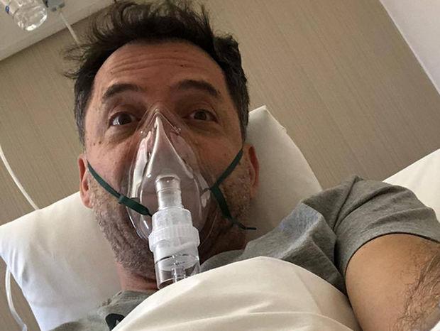 Εσπευσμένα στο νοσοκομείο ο Θάνος Καλλίρης! Τι τού συμβαίνει;