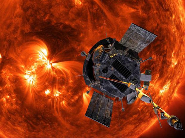 Το Parker Solar Probe θα «αγγίξει» τον Ήλιο για να αποκαλύψει τα μυστικά του (vid)