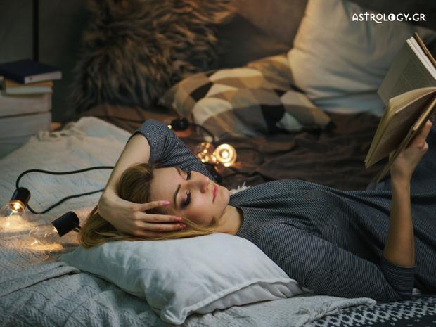 Τι να κάνεις για να χαλαρώνεις, πριν τον ύπνο, ανάλογα με το ζώδιό σου!