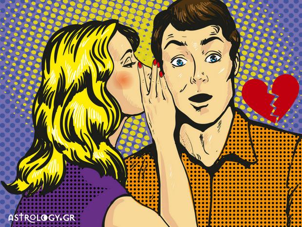 Τι πρέπει να πεις σε κάθε ζώδιο για να «χρυσώσεις το χάπι» του χωρισμού