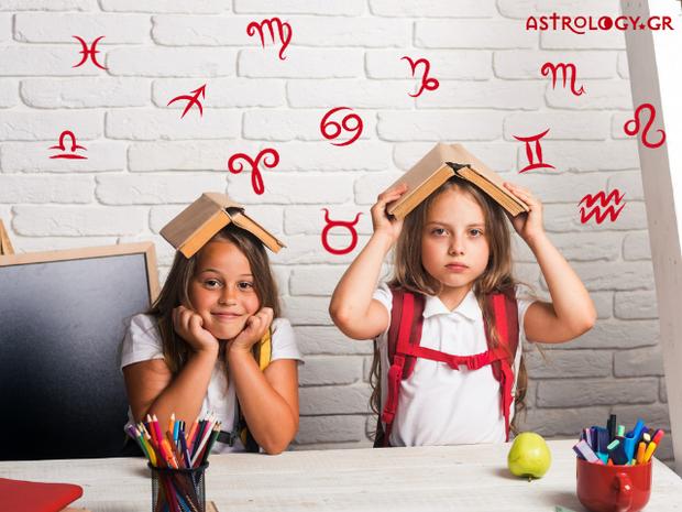 Πώς να προετοιμάσετε τα παιδιά για το σχολείο, ανάλογα με το ζώδιό τους
