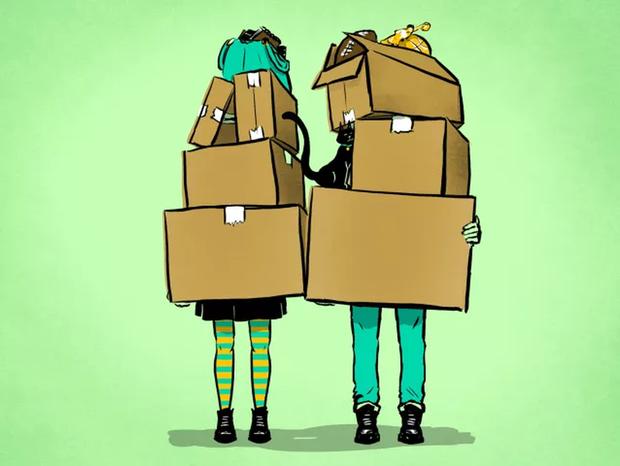 Χρήσιμες συμβουλές για μια… εύκολη μετακόμιση!
