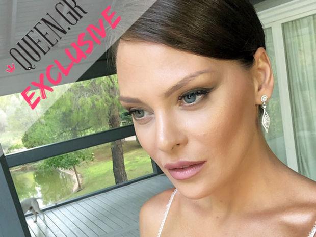 ΑΠΟΚΛΕΙΣΤΙΚΟ! Oι λεπτομέρειες για το νυφικό μακιγιάζ της Υβόννης Μπόσνιακ από την Έλσα Πρωτοψάλτη!