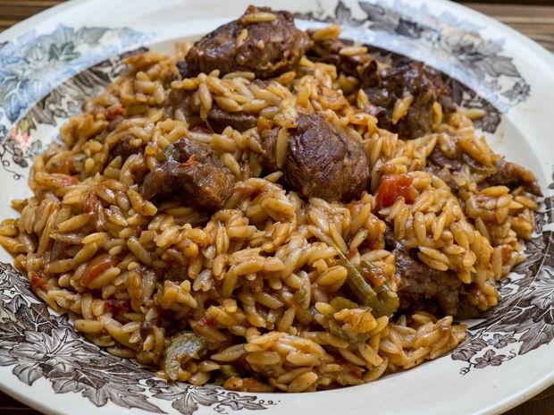 Συνταγή για παραδοσιακό γιουβέτσι από τον Γιώργο Τσούλη