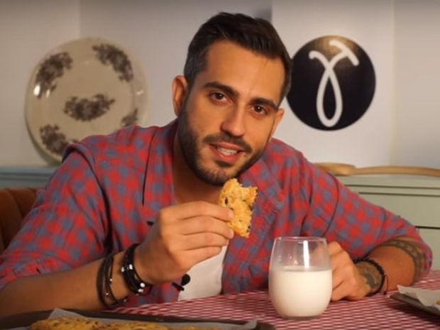 Τα πιο λαχταριστά Choc Chip Cookies από τον Γιώργο Τσούλη