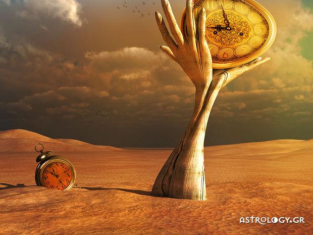 Οι πλανήτες κάνουν την δουλειά τους κι εσύ την δική σου