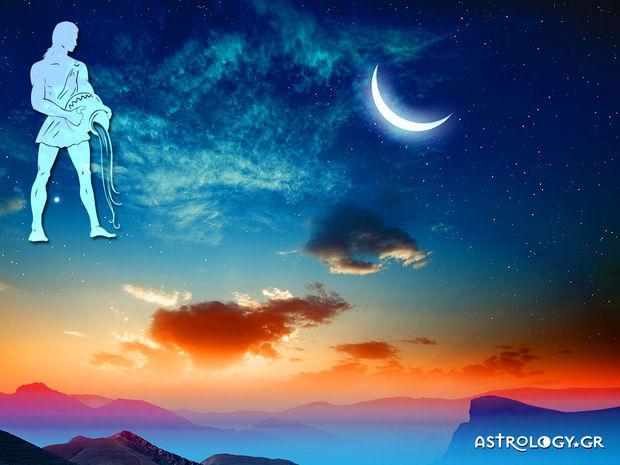 Προβλέψεις για τη Νέα Σελήνη στον Ζυγό: Πώς επηρεάζει τον Υδροχόο;