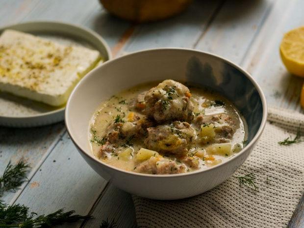Η πιο τέλεια συνταγή για γιουβαρλάκια από τον Γιώργο Τσούλη
