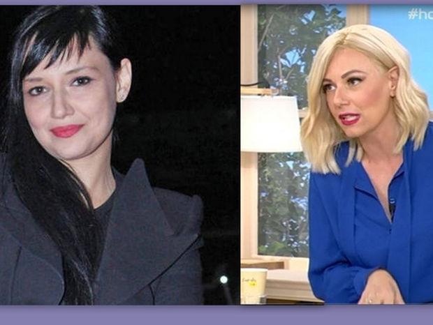 Η Νέγκα διέγραψε τις αναρτήσεις με την Μεσσαροπούλου - Τι είπε η δημοσιογράφος στην Τσιμτσιλή