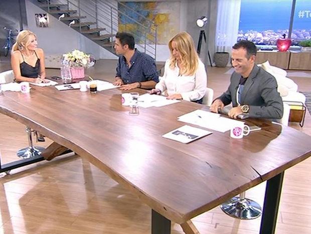Ένταση στο πρωινό: Η παρατήρηση της Σκορδά στον Ουγγαρέζο και ο καβγάς on air!