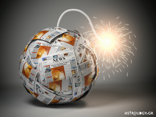 Ζώδια Σήμερα 29/10: Βομβαρδισμός ειδήσεων και πληροφοριών