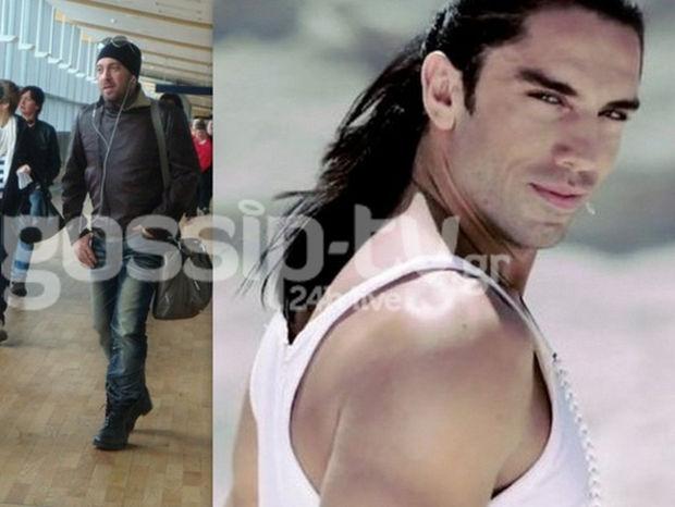 Δεν φαντάζεστε πώς είναι και τι κάνει σήμερα ο χορευτής του Αλκαίου στη Eurovision του 2010!