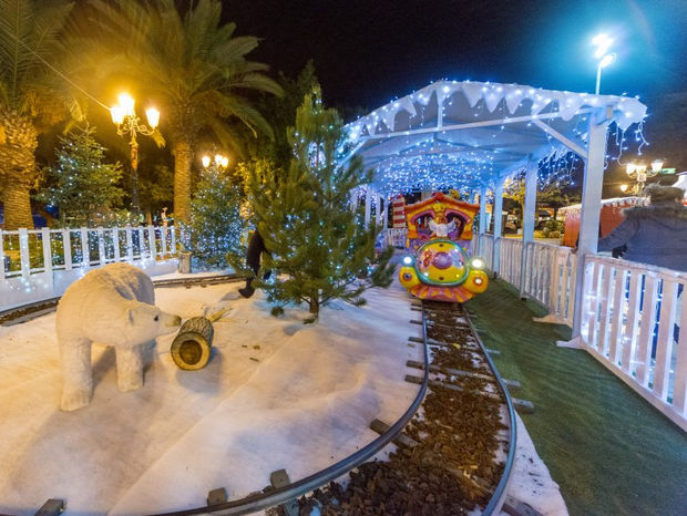 Christmas Fantasy Fun Park and Theater- Το Θαύμα των Χριστουγέννων