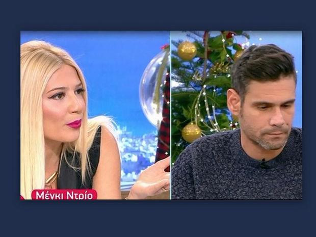Ένταση στο Πρωινό: Η ατάκα της Σκορδά στον Ουγγαρέζο, που τον εξόργισε on air!