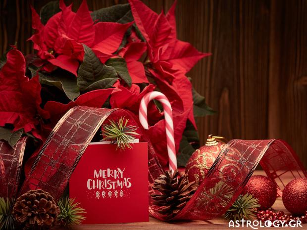 Ξέρουμε πώς σου αρέσει να περνάς τα Χριστούγεννα. Το ζώδιό σου τα λέει όλα!