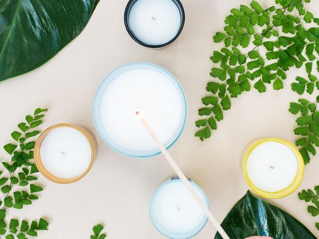 Πώς θα φτιάξεις μόνη σου κεριά χωρίς να ξοδέψεις ούτε ένα ευρώ