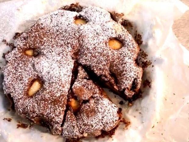 Κέικ αχλάδι