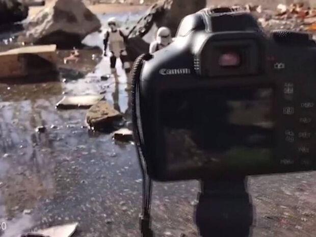 Ο φωτογράφος που θα σας αφήσει άφωνους με τα κόλπα του! (vid)