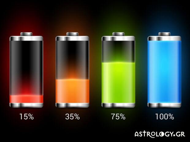Ζώδια Σήμερα 6/2: Επαναφόρτισε τις μπαταρίες σου!