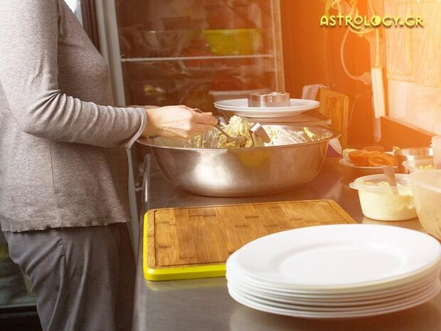 Ονειροκρίτης: Είδες στον ύπνο σου κουζίνα;