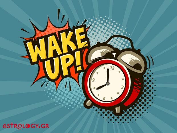 Ζώδια σήμερα 7/3: «Ξύπνα» και ανάλαβε δράση