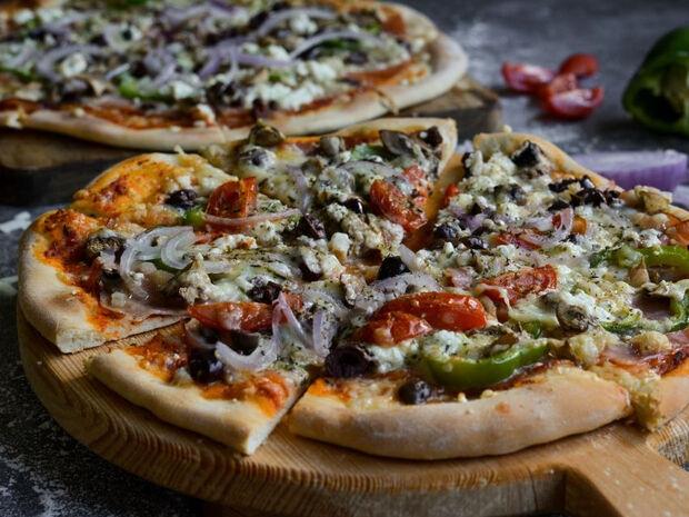 Σπιτική pizza