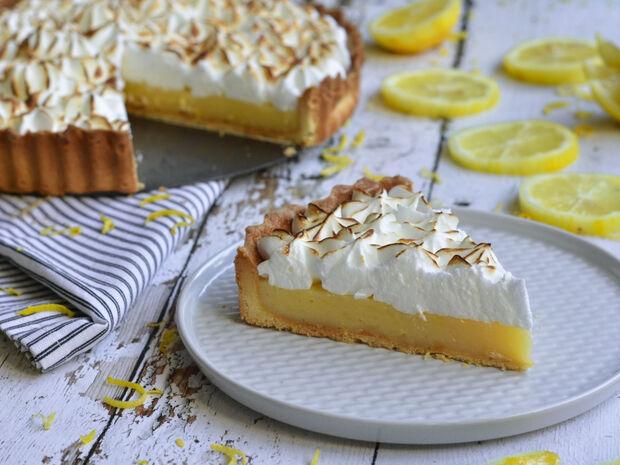Συνταγή για Lemon pie από τον Γιώργο Τσούλη