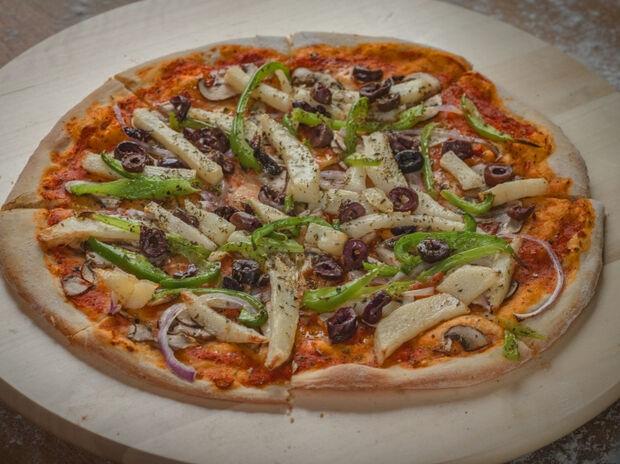 Vegan pizza του Γιώργου Τσούλη