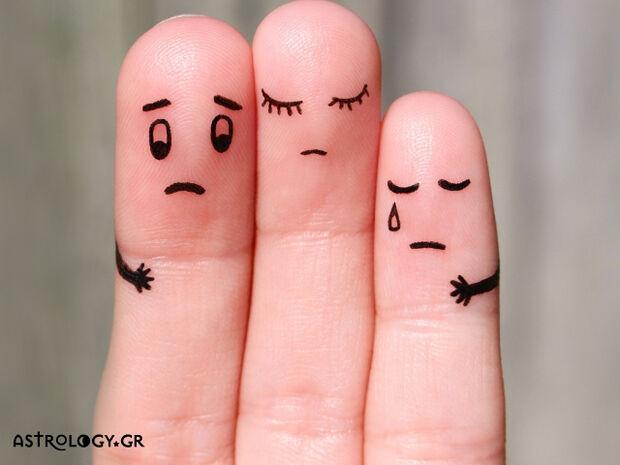 Τα έξι ζώδια που φορτίζουν συναισθηματικά τους γύρω τους!