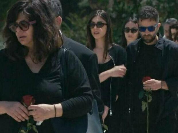 Το Τατουάζ: Ο θάνατος που θα σκορπίσει θλίψη στους τηλεθεατές (Vid & Photos)