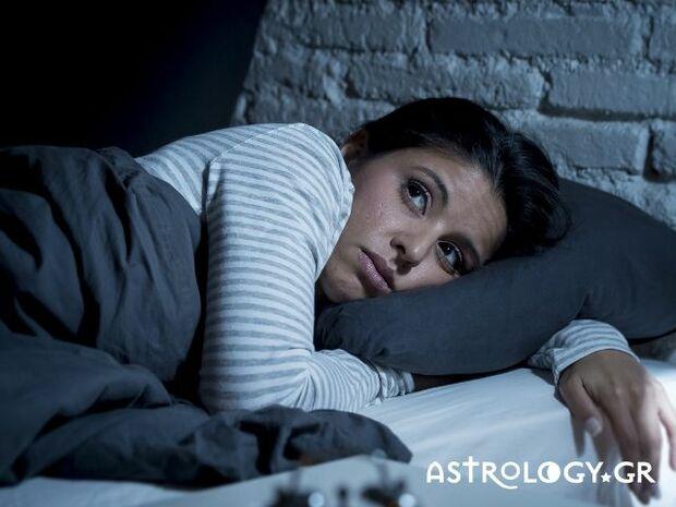 Καρκίνος, Σκορπιός, Ιχθύς: Αυτός είναι ο φόβος που σε κρατά ξάγρυπνη τις νύχτες