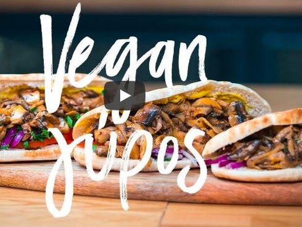 Vegan γύρος από τον Γιώργο Τσούλη